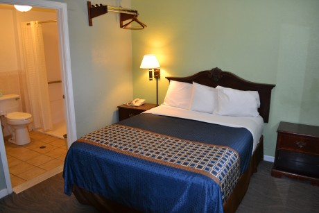 Queen Accessible Guest Room